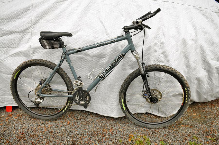 Fs Kona Cinder Cone Mountain Bike