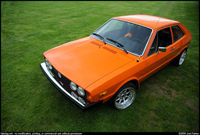 Charlie's mk1 Scirocco